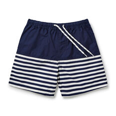 Stripe Boardie