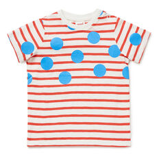 Spotty Stripe Tee
