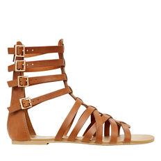 Ankle Gladiator Sandal