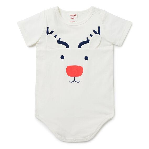 Reindeer Bodysuit