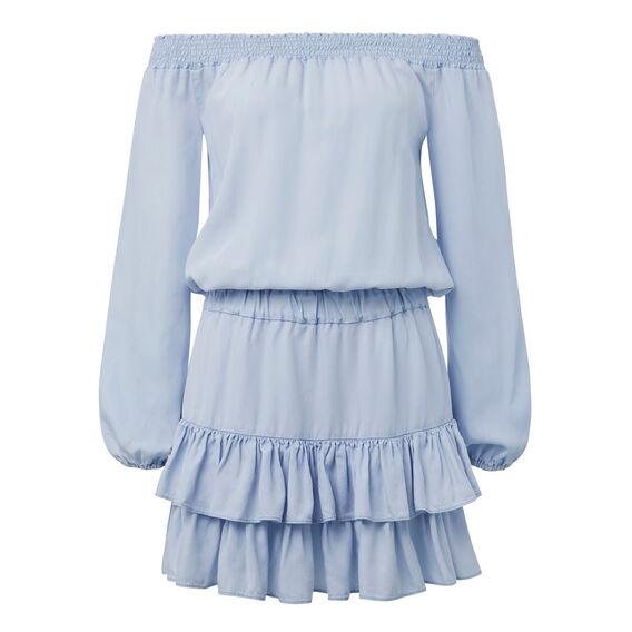 Tencel Rah Rah Dress