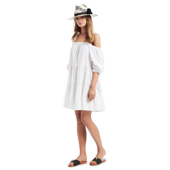 Dobby Resort Dress