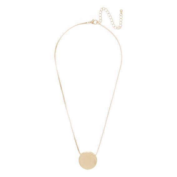 Short Pendant Necklace