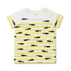 Fish Stripe Tee