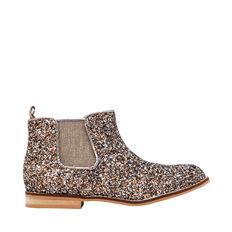 Glitter Gusset Boot