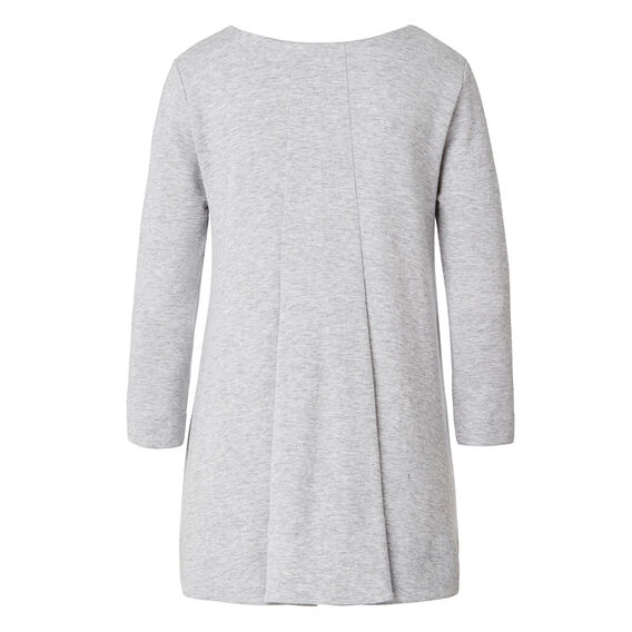 Double Jersey A-Line Top