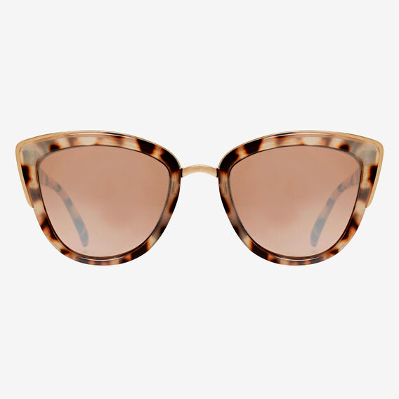 Tort Cats Eye Sunglasses
