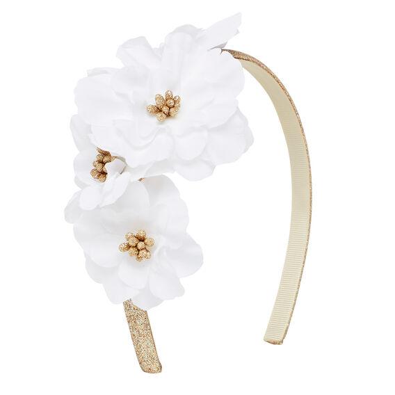Multi Flower Headband