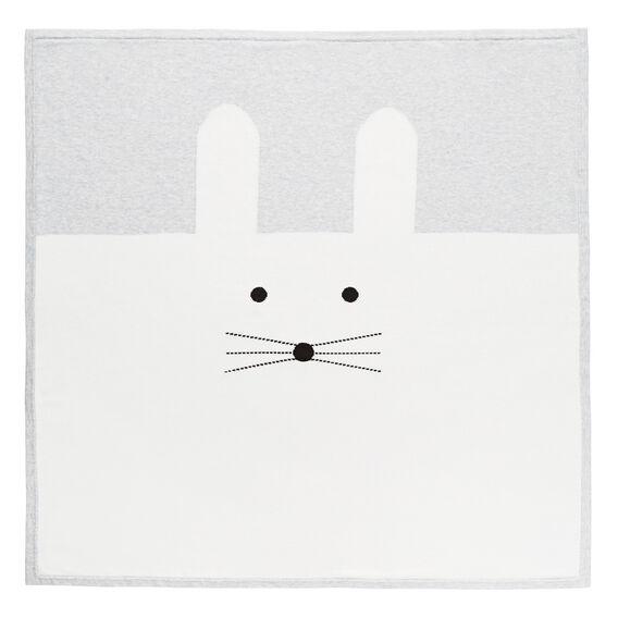 Bunny Face Blanket