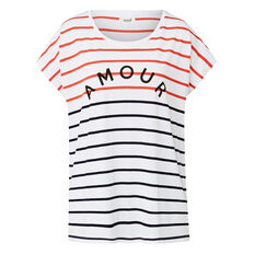 Amour Printed Tee