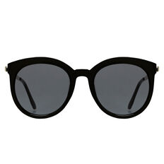 Oversized Cats Eye Sunglasses