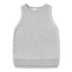 Crochet Sleeveless Knit