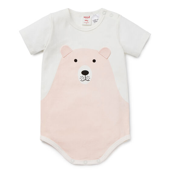 Bear Bodysuit
