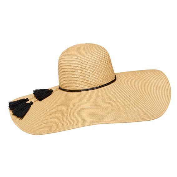 Oversized Wide Brim Hat