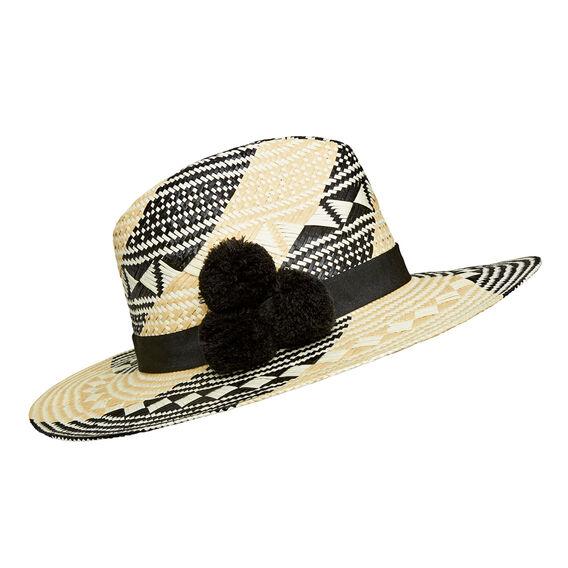 Mexicana Pom Pom Hat