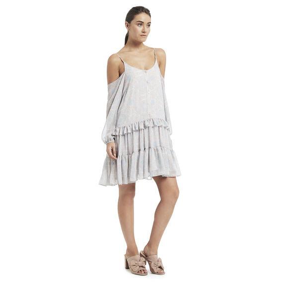 Moroccan Frill Dress