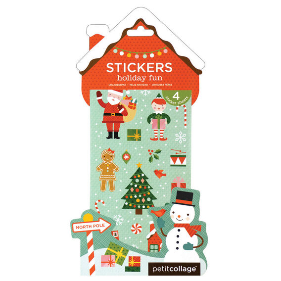 Holiday Stickers