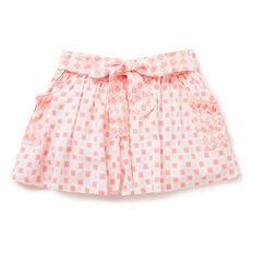 Splice Print Shorts