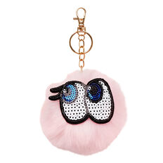 Pretty Eyes Bag Charm