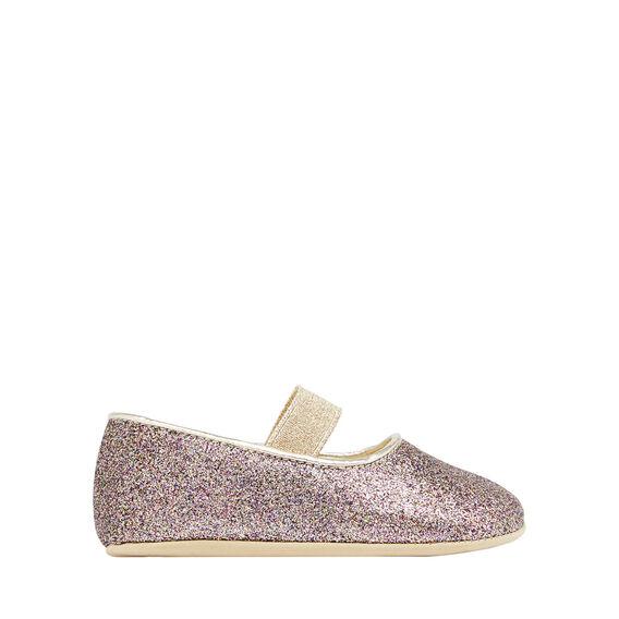 Glitter Band Mary Jane