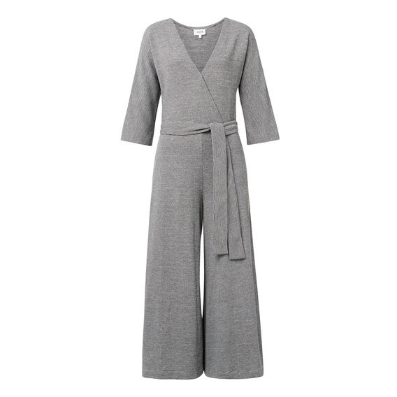 Knit Culotte Jumpsuit