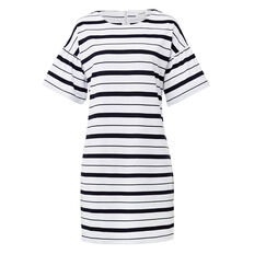Frill Sleeve Tee Dress