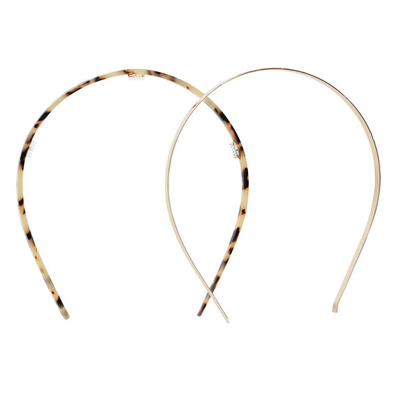 2 Pack Thin Headband