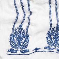 Embroidery Stitch Scarf