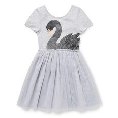 Swan Tutu Dress