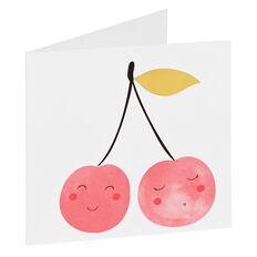 Cherry Card
