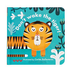 Don't Wake The Tiger Book