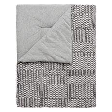 Neutral Jersey Quilt