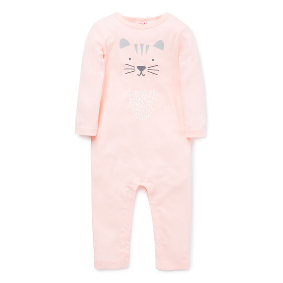 Novelty Kitten Jumpsuit