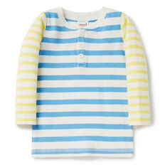 Splice Stripe Henley