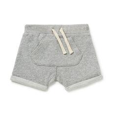 Novelty Pocket Harem Short
