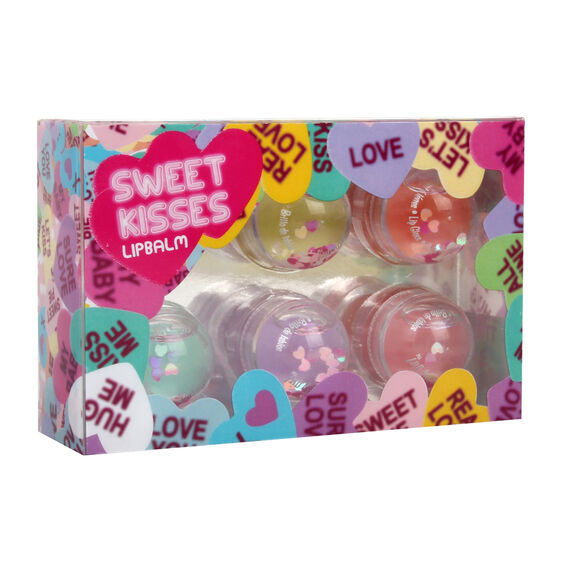 Sweet Kiss Lip Balm Pack