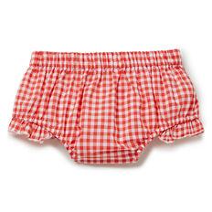 Gingham Frill Shorts