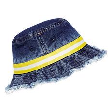 Stripe Band Sun Hat