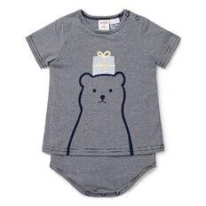 Gift Bear Bodysuit