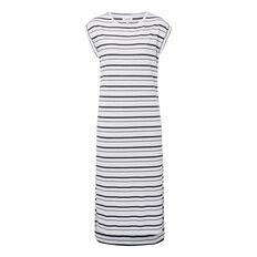 Stripe Tee Dress