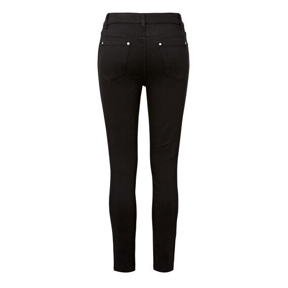 Skinny Block Jean
