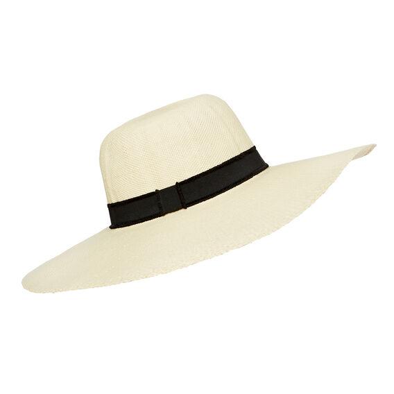 Wide Brim Summer Hat