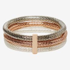 Trio Mesh Bracelet Set