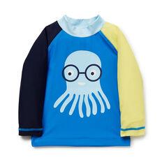 Octopus Colour Block Rashie