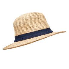 Raffia Weave Panama