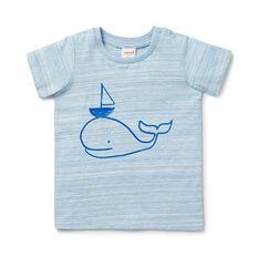 Whale Print Tee