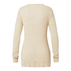 Tape Yarn Sweater