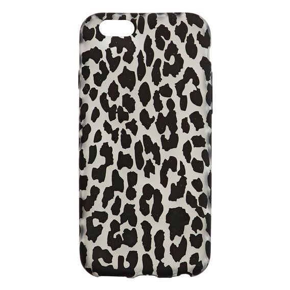 Snow Leopard 6 Phone Case