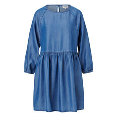 Tencel Babydoll Dress