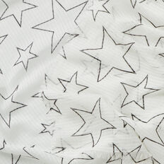 Star Outline Scarf